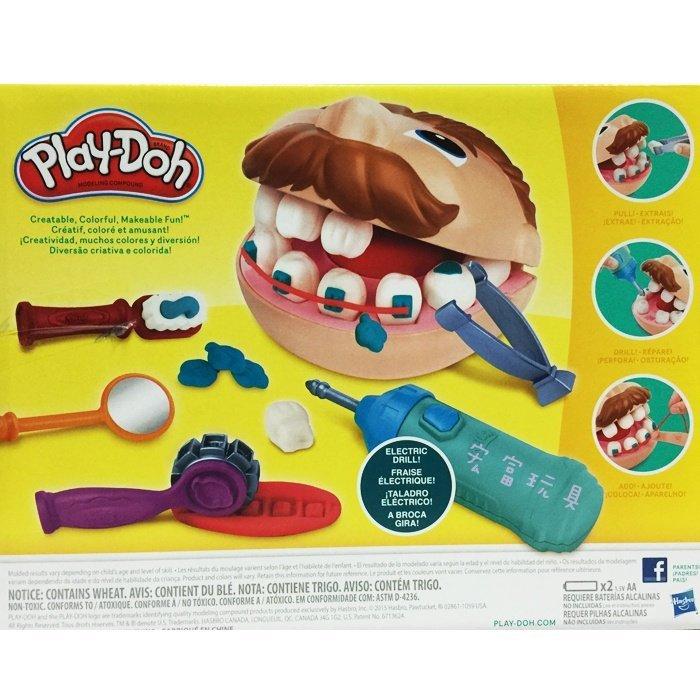 培樂多60周年天才小牙醫遊戲組