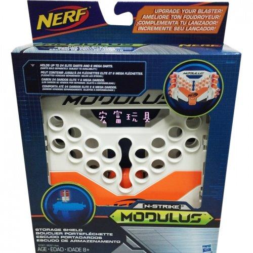 NERF自由模組基本配件 防衛盾配件