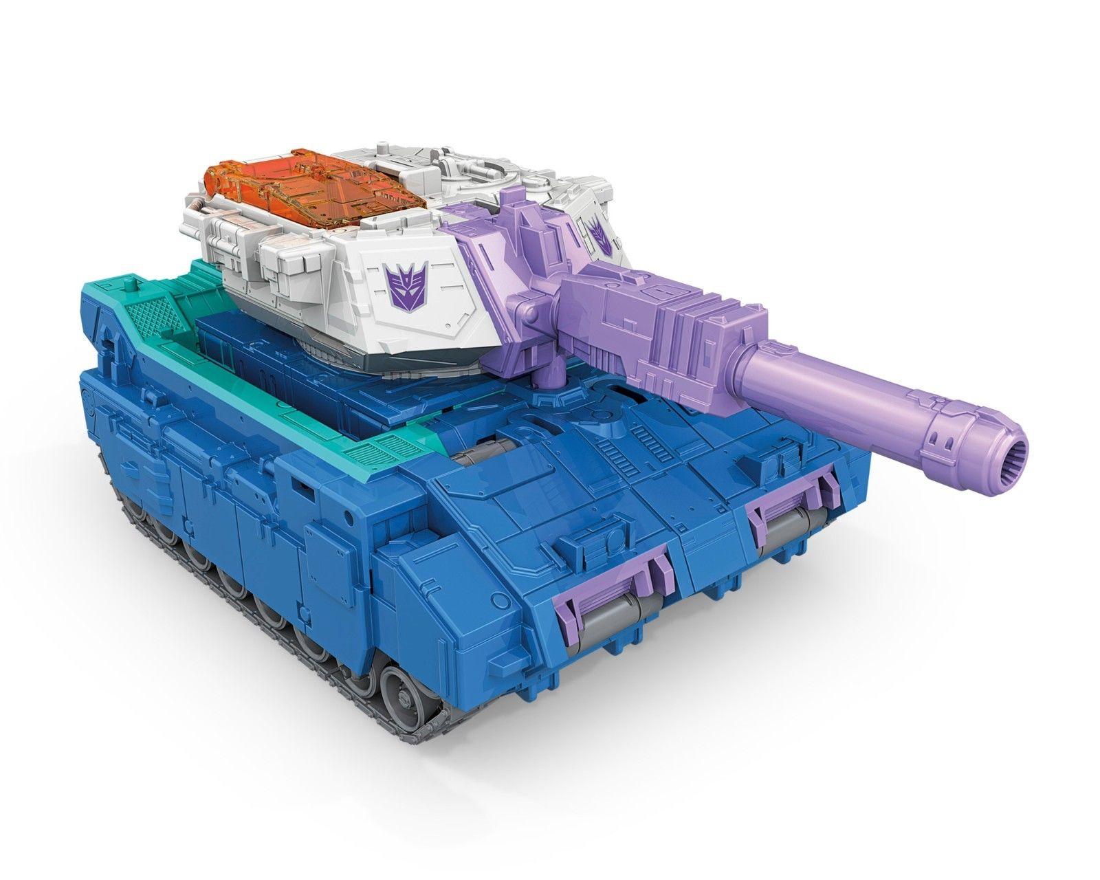 變形金剛世代系列 泰坦之戰 無敵戰將 W3 Overlord 霸王 B7997AS06