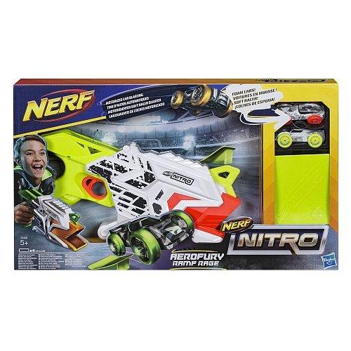 NERF Nitro極限射速賽車系列 飛怒賽車組