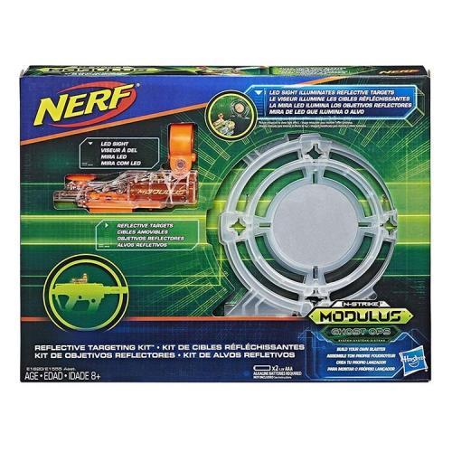 NERF自由模組系列 闇影任務配件升級組【標靶】