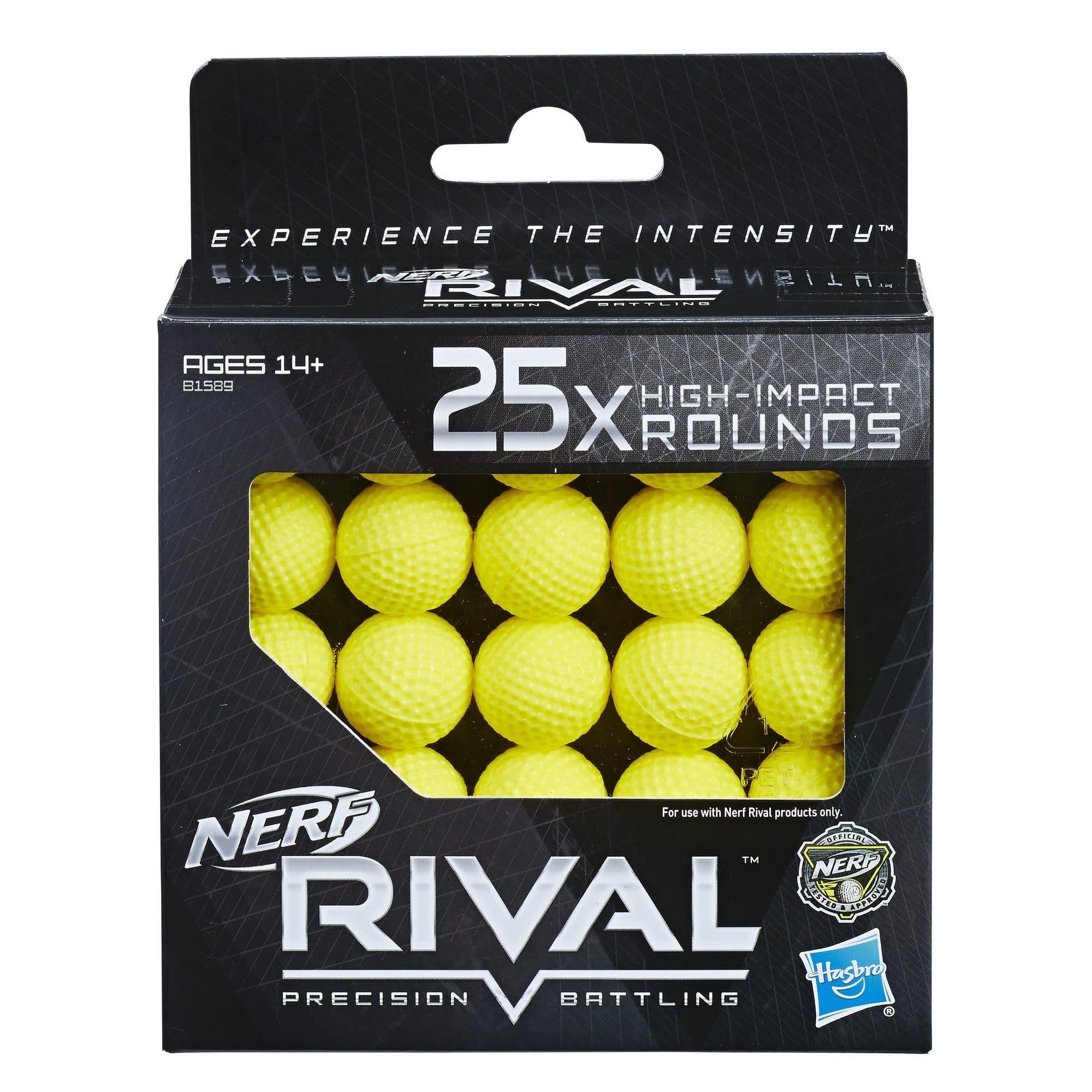 NERF決戰系列 25發球彈補充包