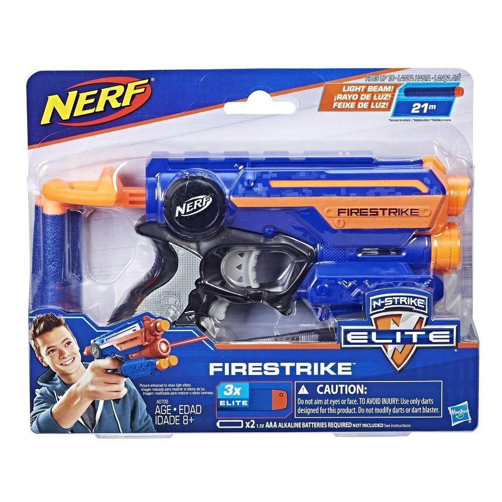 NERF 夜襲者紅外線衝鋒槍