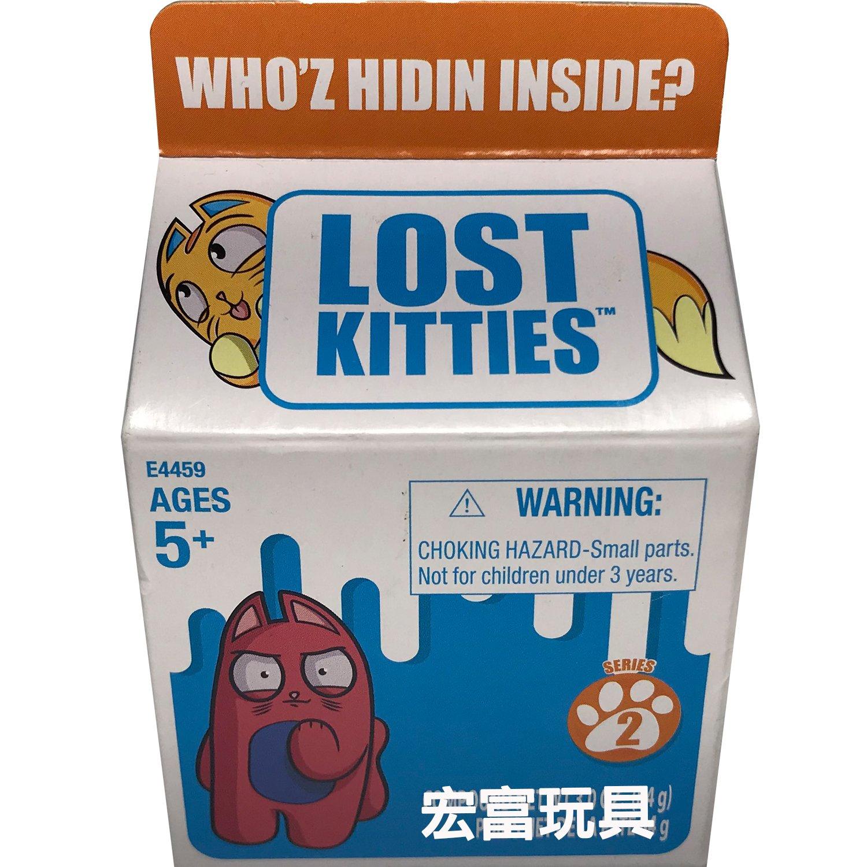 躲貓貓牛奶盒W4