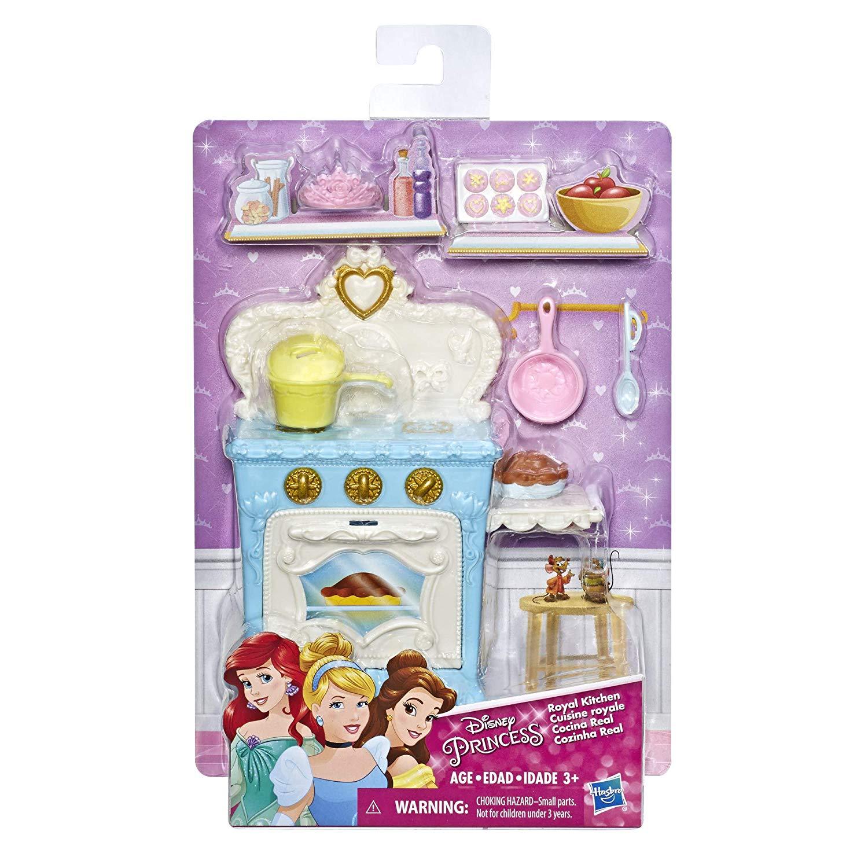 迪士尼公主小型扮家家酒遊戲組 魔髮奇緣 樂佩