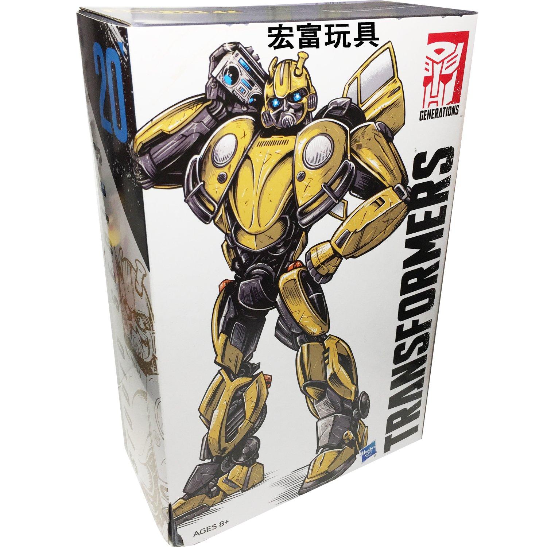 變形金剛世代系列 SS系列 #20 HASCON限定品 大黃蜂 (E18910000)