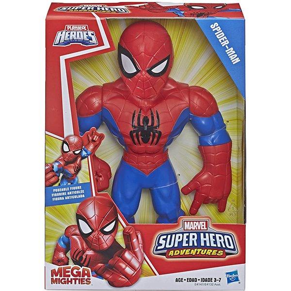兒樂寶漫威巨型威力人物蜘蛛人