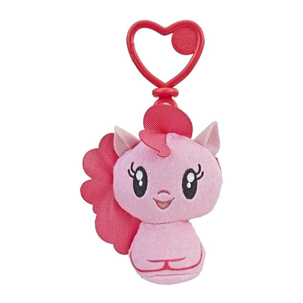 彩虹小馬 小可愛絨毛鑰匙圈 Pinkie Pie (E3438/E2920)