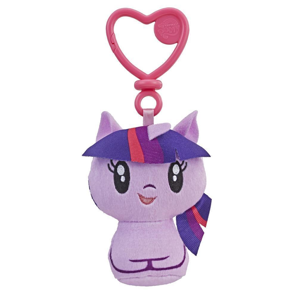 彩虹小馬 小可愛絨毛鑰匙圈 Twiligft Sparkle (E3447/E2920)