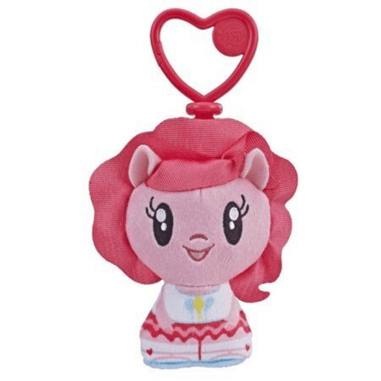 彩虹小馬 小可愛絨毛鑰匙圈 Pinkie Pie (E3443/E2920)