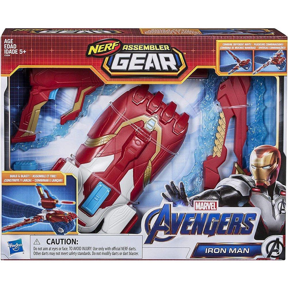 漫威復仇者聯盟 電影4無限組裝武器-鋼鐵人 (E3354)