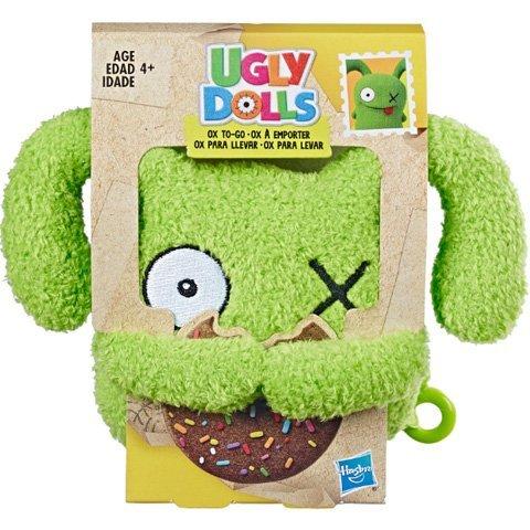 UGLYDOLLS 醜娃娃 鑰匙圈絨毛娃娃 OX