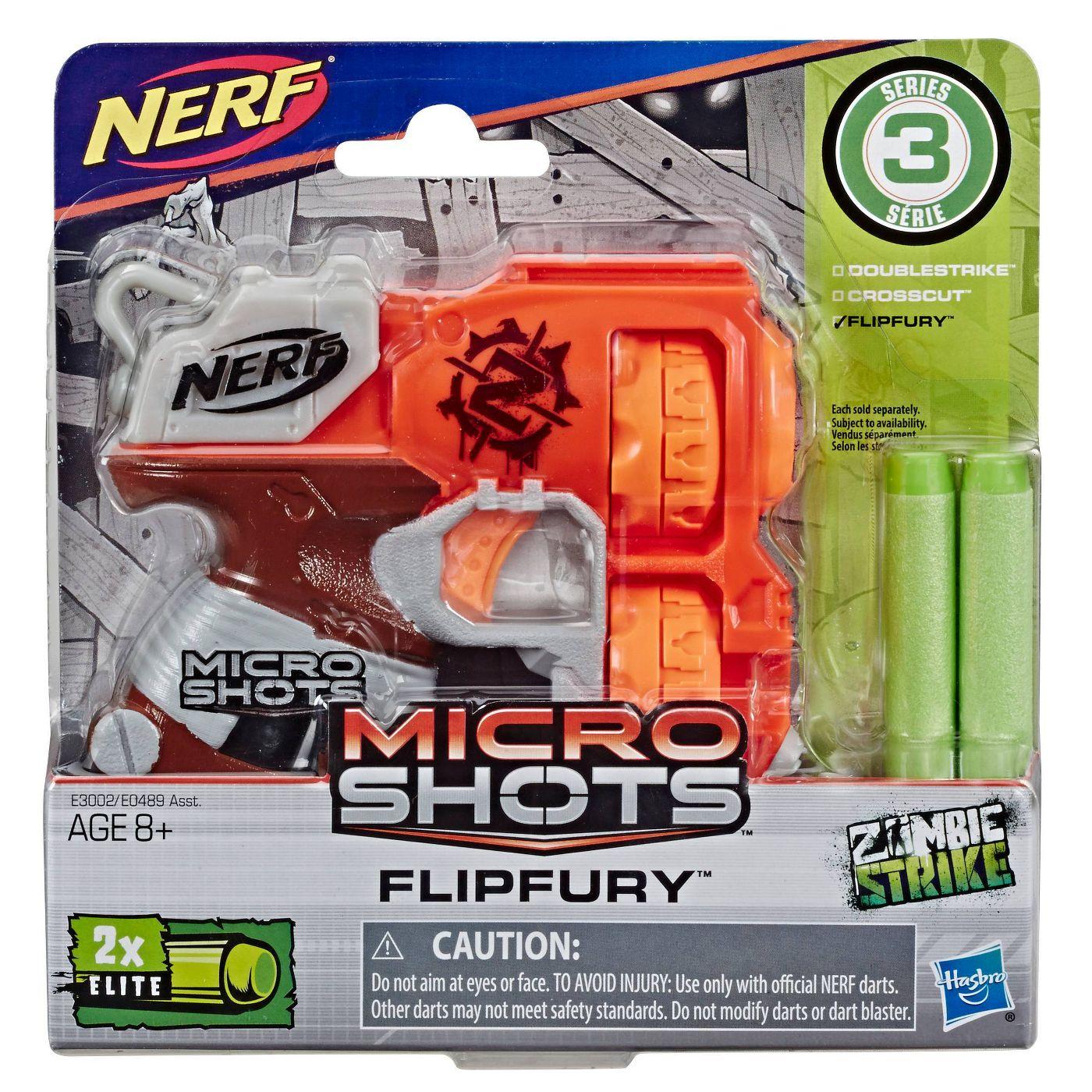 NERF超微掌心雷 FLIPFURY