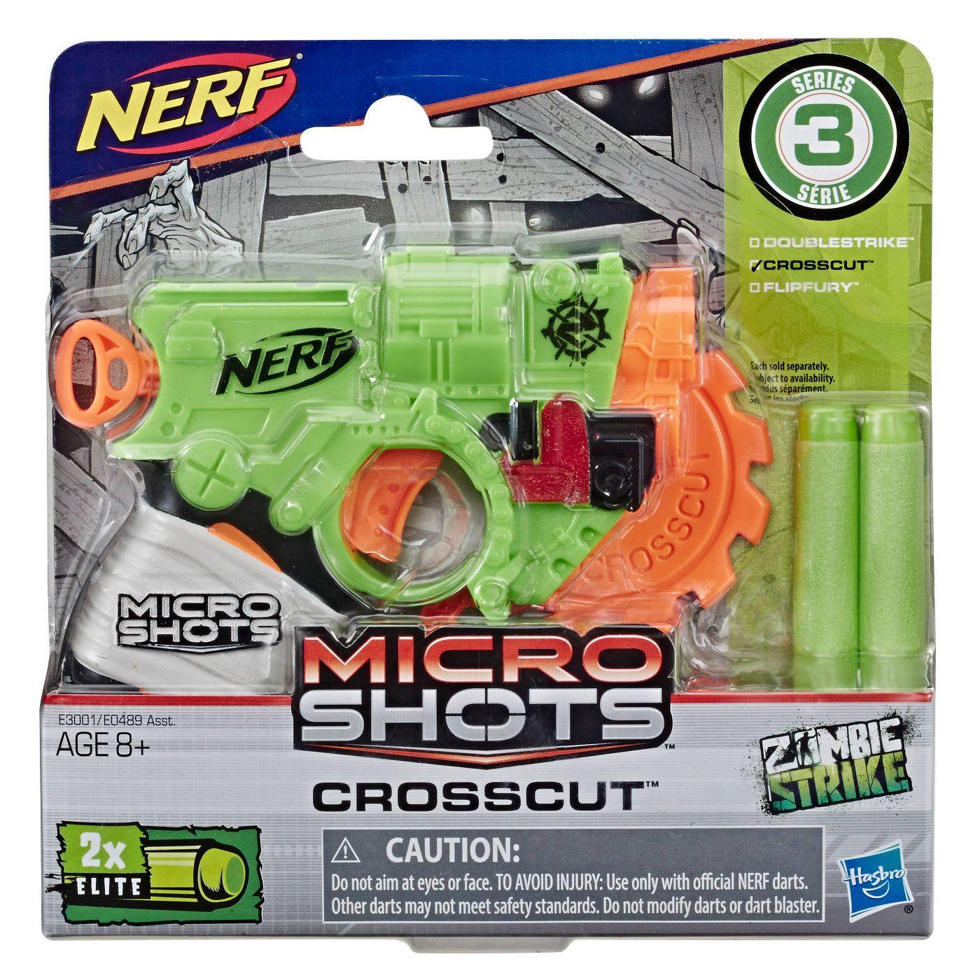 NERF超微掌心雷 CROSSCUT