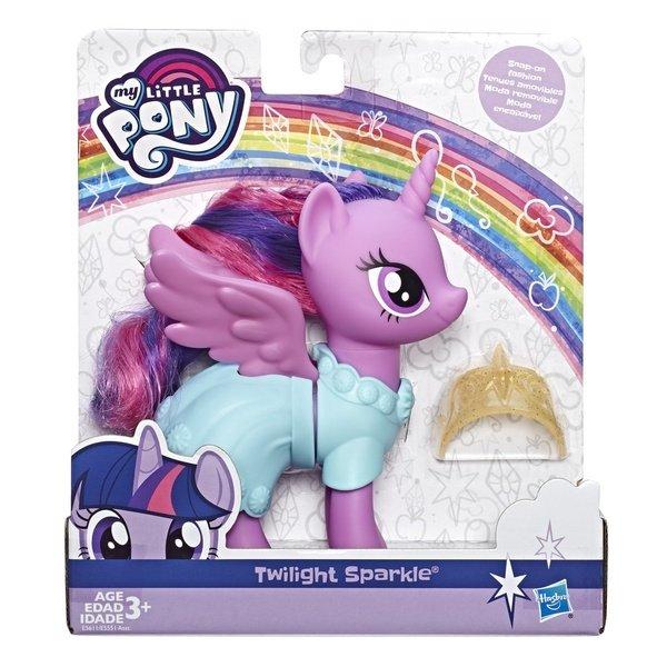 彩虹小馬 6吋 裝扮組 Twilight Sparkle
