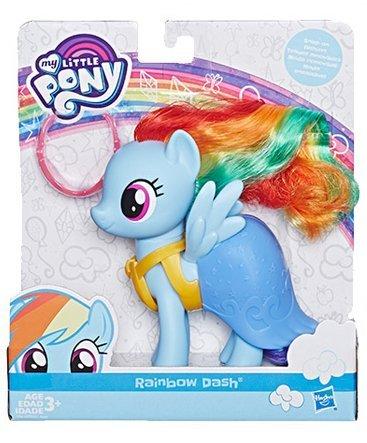 彩虹小馬 6吋 裝扮組 Rainbow Dash
