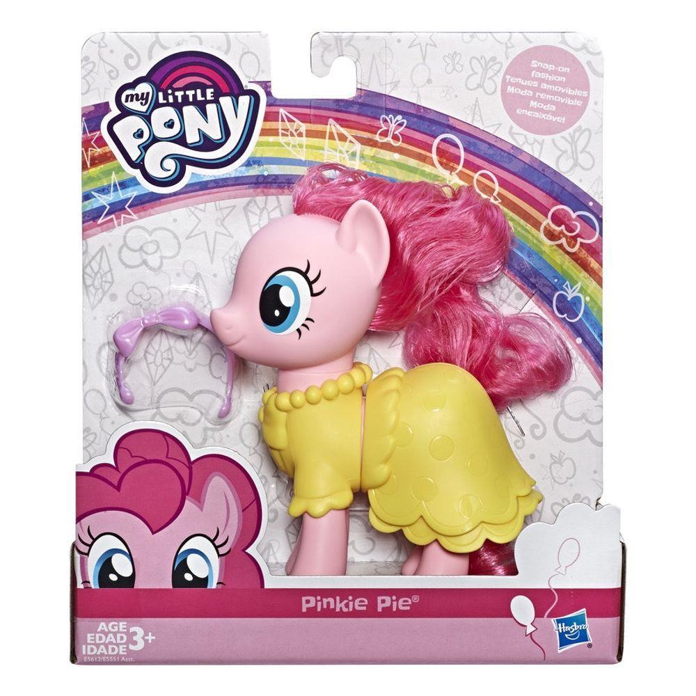 彩虹小馬 6吋 裝扮組 Pinkie Pie