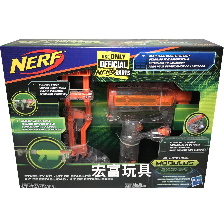 NERF自由模組系列 闇影任務配件升級組