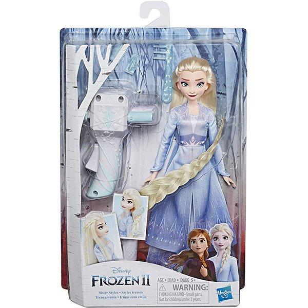 艾莎公主裝扮頭髮遊戲組