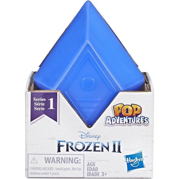 冰雪奇緣2 迷你公主盲包 (E7276AS00) 【隨機出貨】