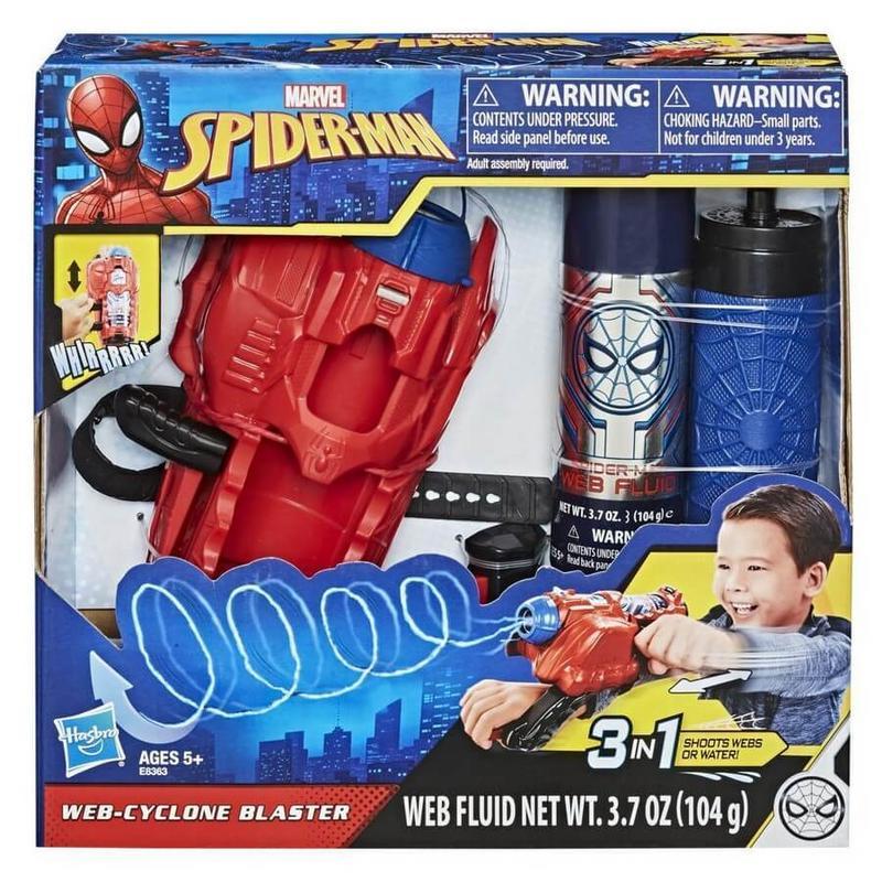漫威 蜘蛛人螺旋蜘蛛絲發射器 (HE8363)