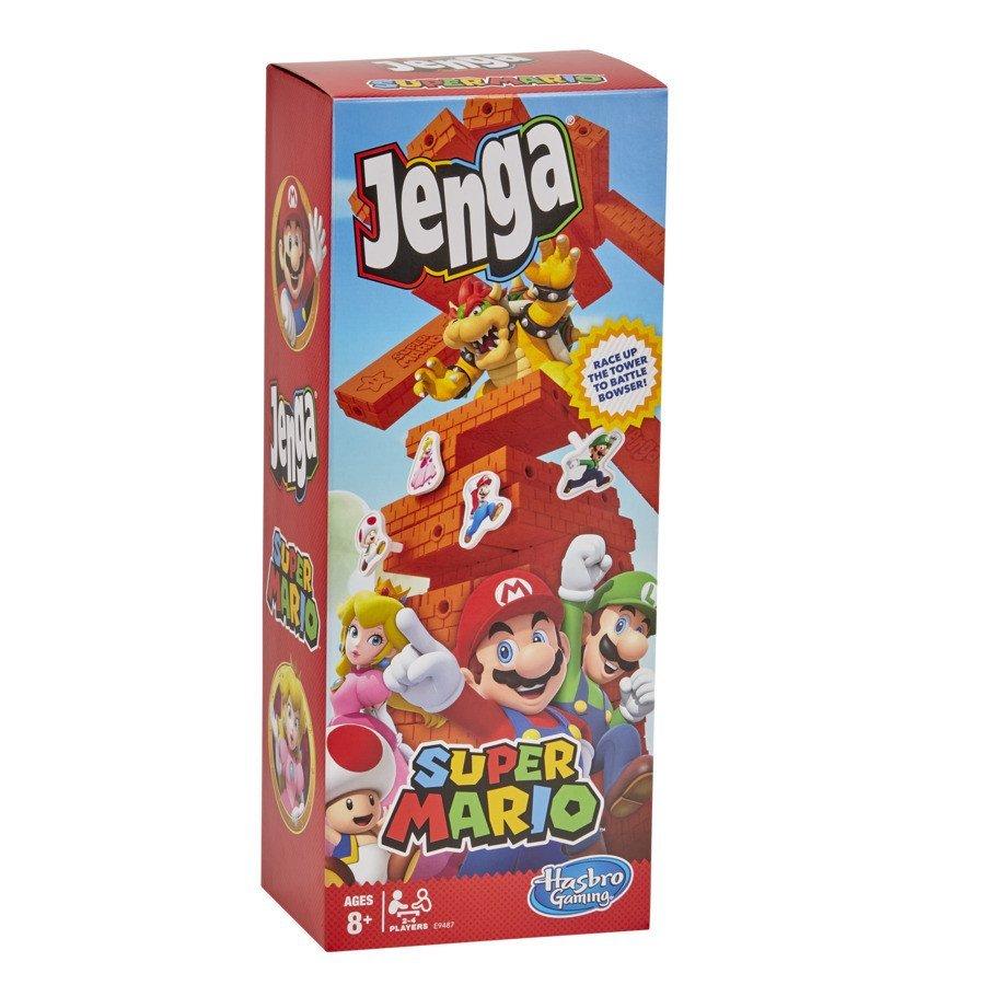 桌遊 Jenga層層疊 超級瑪利歐版 (E94870000)