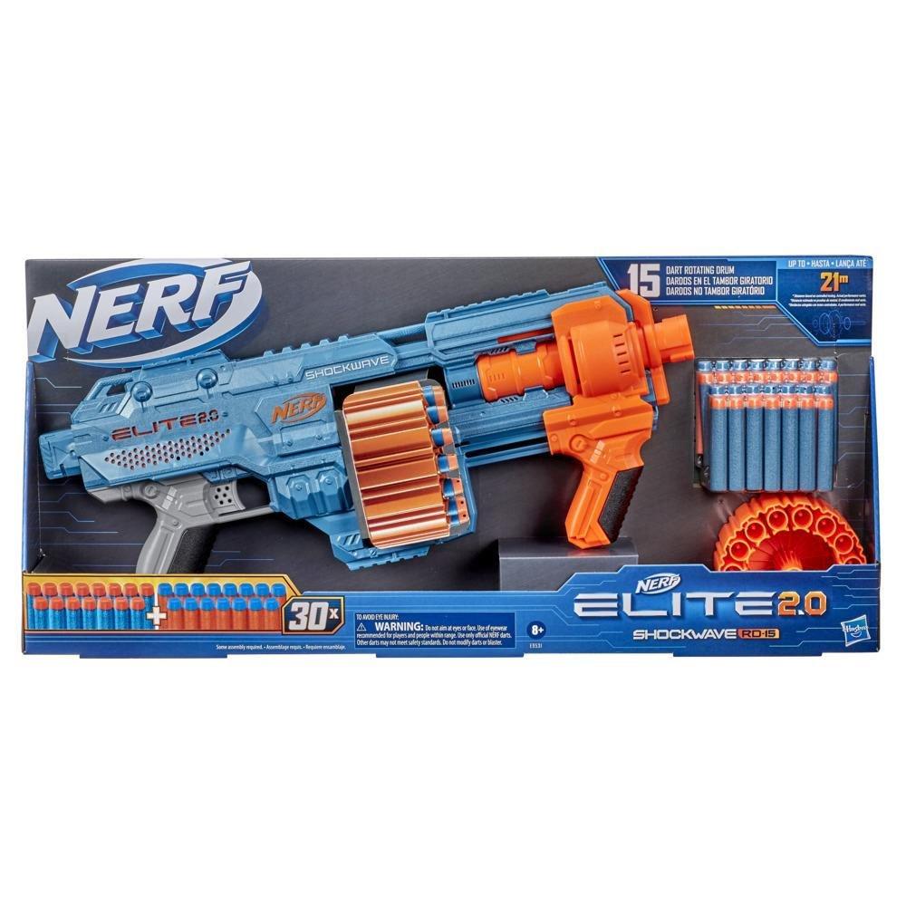 NERF 菁英系列 爆震波RD 15 (HE9531)