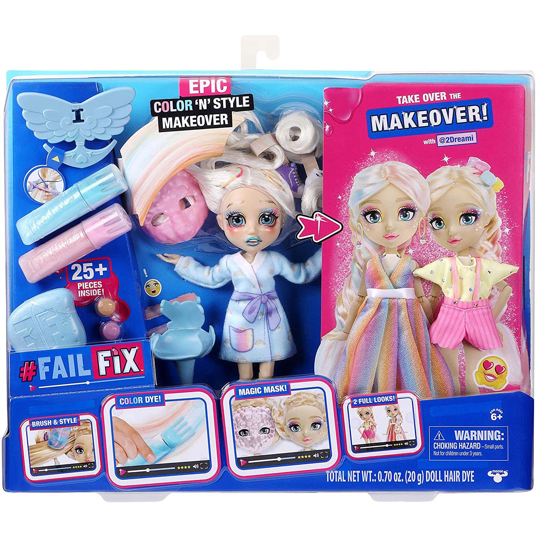 FailFIX 炫彩變身娃娃 2Dreami (MO12808)