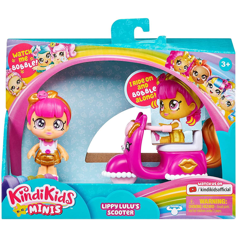 Kindi Kids Minis 交通工具 Lippy Lulu's Scooter