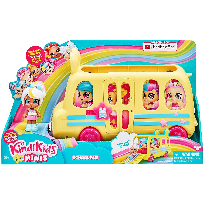 Kindi Kids Minis 校車