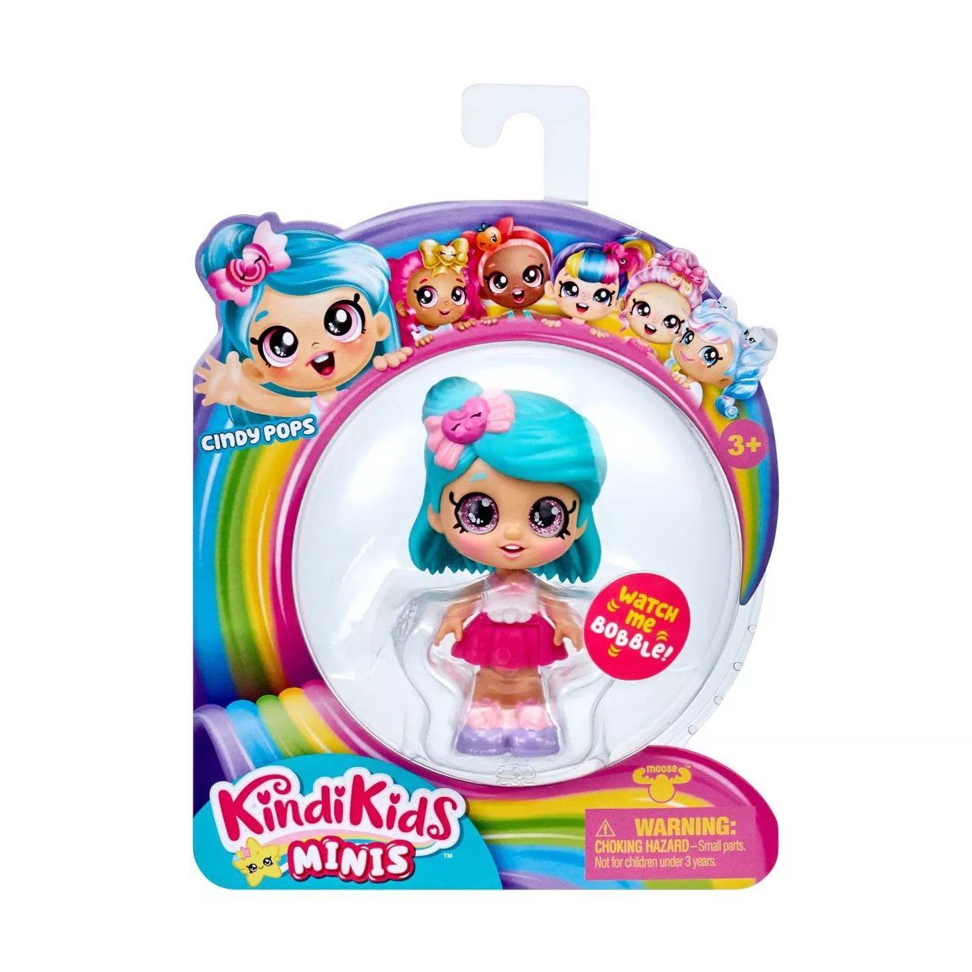 Kindi Kids Minis 娃娃 Cindy Pops