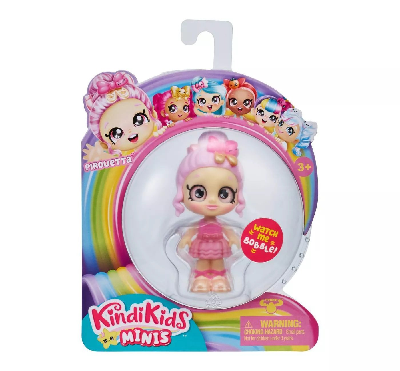 Kindi Kids Minis 娃娃 Pirouetta