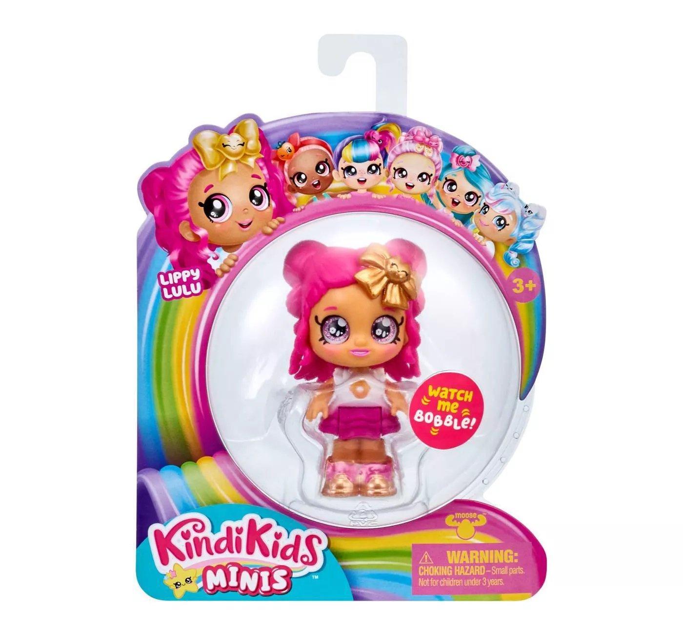Kindi Kids Minis 娃娃 Lippy Lulu