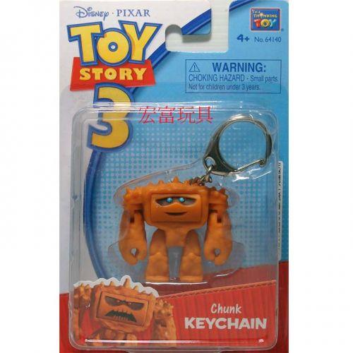 玩具總動員鑰匙圈 CHUNK KEYCHAIN