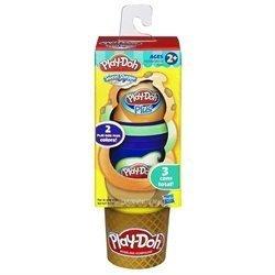 培樂多黏土 甜點系列 霜淇淋 補充罐