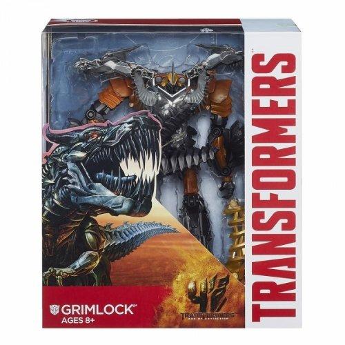 變形金剛電影4世代系列 無敵戰將 GRIMLOCK 鋼鎖