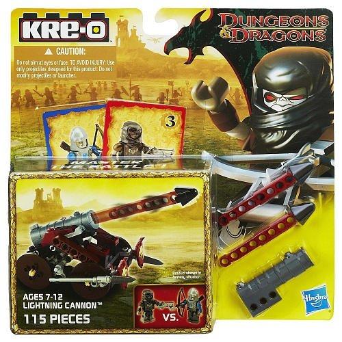 KRE-O 龍與地下城 戰鬥加農砲組