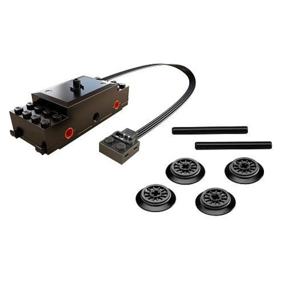 LEGO 動力配件 88002 Power Functions Train Motor 火車動力馬達 (附輪軸) (袋裝)
