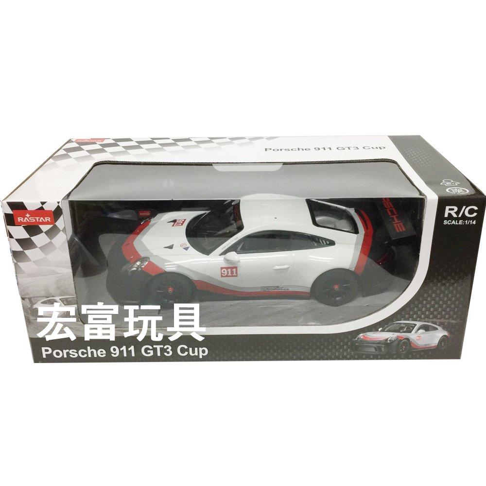 瑪琍歐 1:14 保時捷911 GT3 Cup