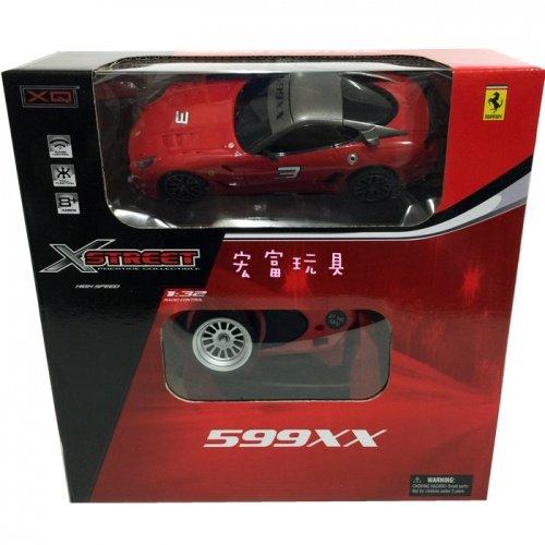遙控車1:32 599XX