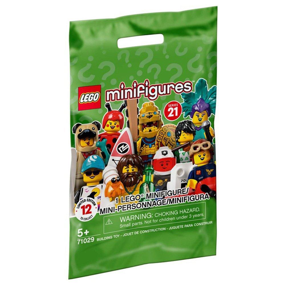 【2021.1月新品】樂高積木 LEGO Minifigures 人偶抽抽樂 71029 第21代 (單包)