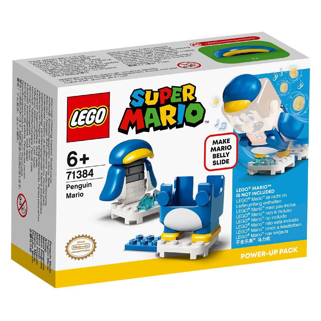 【2021.1月新品】LEGO 樂高積木 Super Mario 超級瑪利歐 71384 企鵝瑪利歐