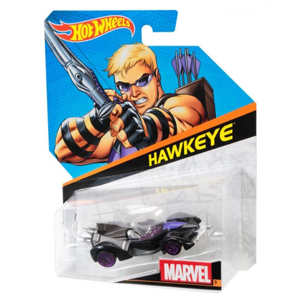 風火輪系列~1:64 Marvel 小車 HAWAKEYE
