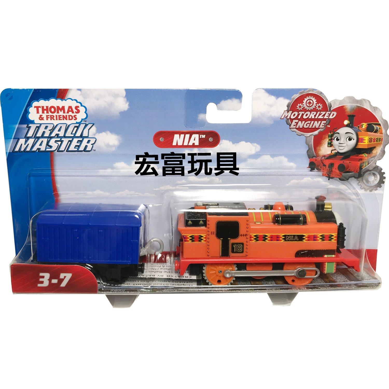 湯瑪士電動合金 基本小車C NIA