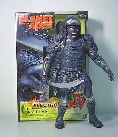 決戰猩球貝特電動戰士