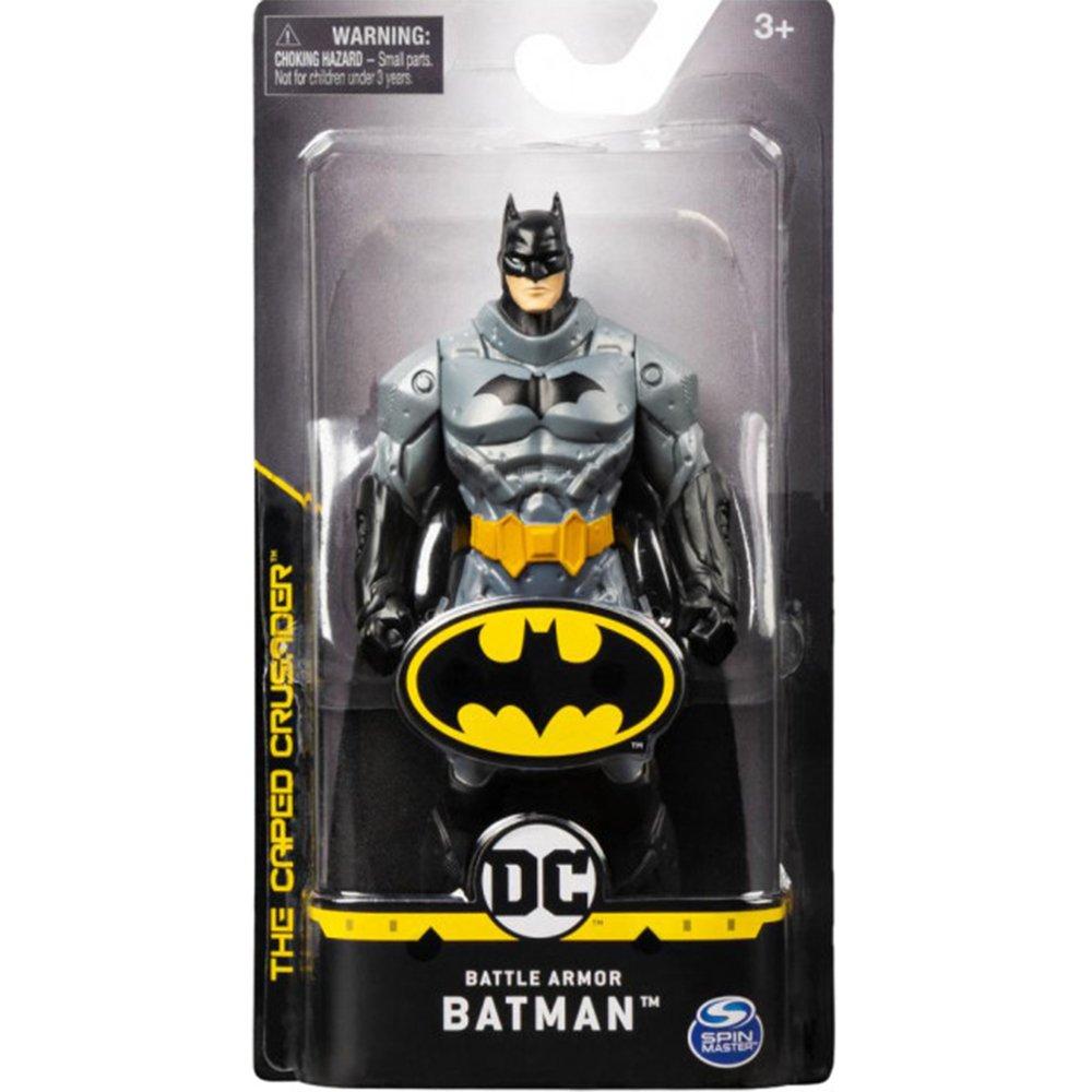 Batman 6吋蝙蝠俠人偶 BATTLE ARMOR BATMAN