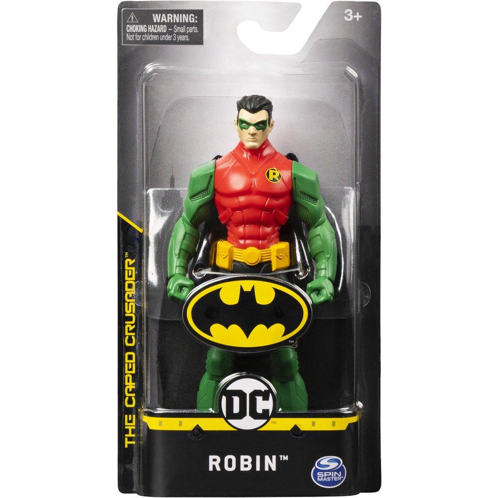 Batman 6吋蝙蝠俠人偶 ROBIN