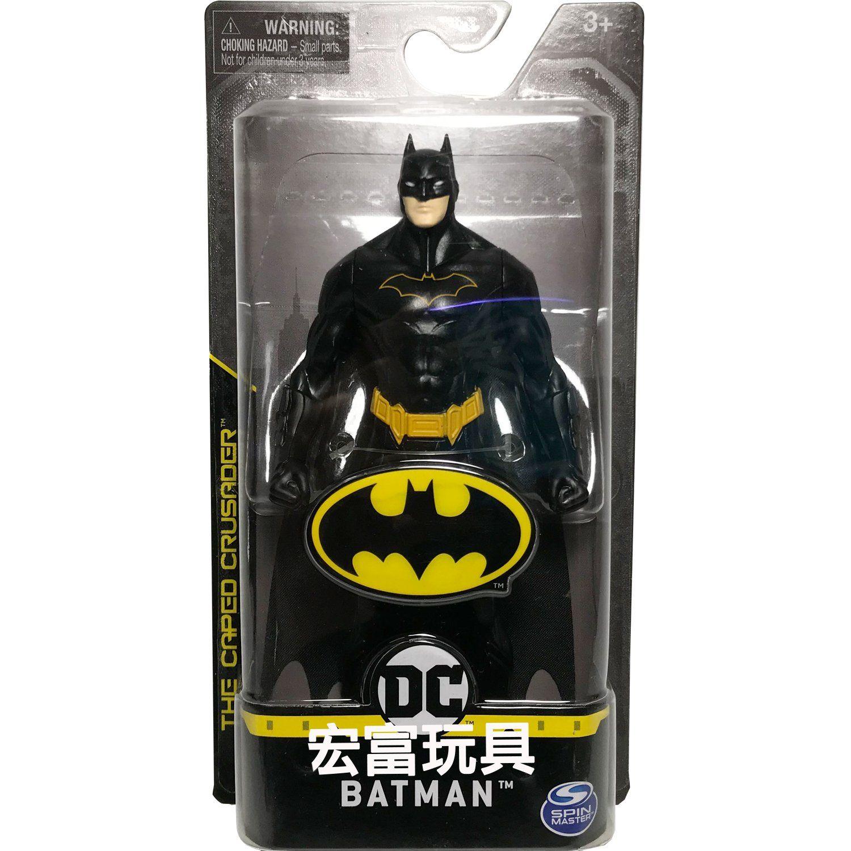 6吋蝙蝠俠人偶BATMAN