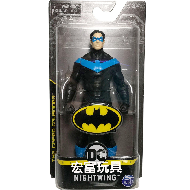 6吋蝙蝠俠人偶NIGHTWIN