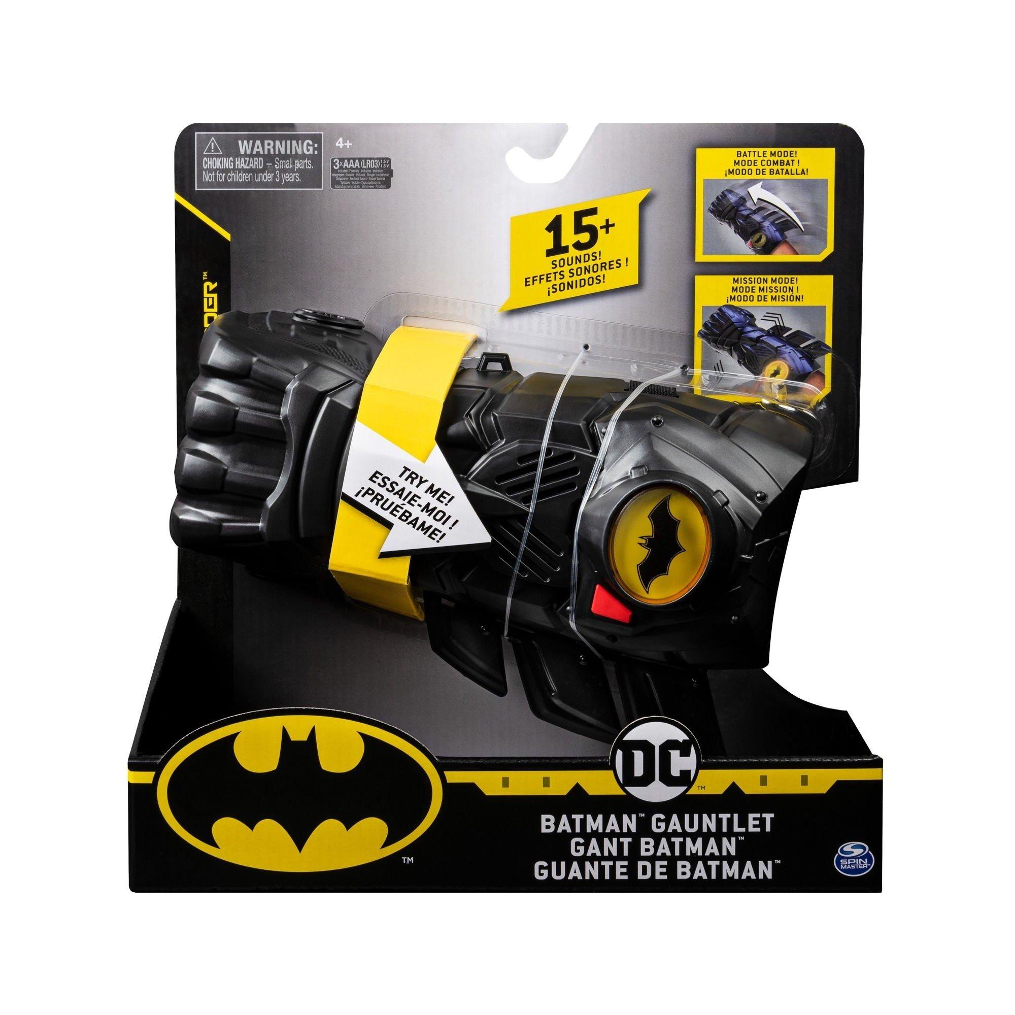 Batman 蝙蝠俠多功能造型手套